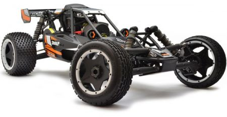 Win HPI Baja – 5B RTR, RC Buggy: Powerful 23cc 2-Stroke Gasoline engine, 30mph speed, D-Box 2. Worth: 898.99