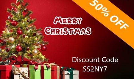 50% Discount Code